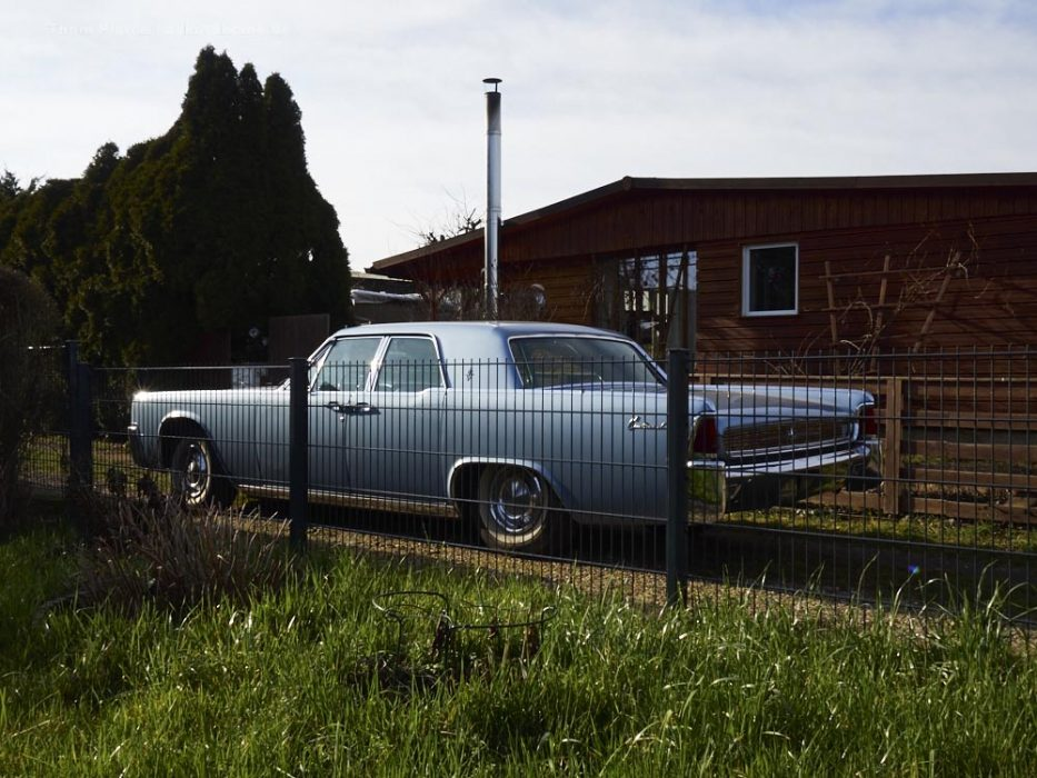 1962 Lincoln Continental am dakota Home