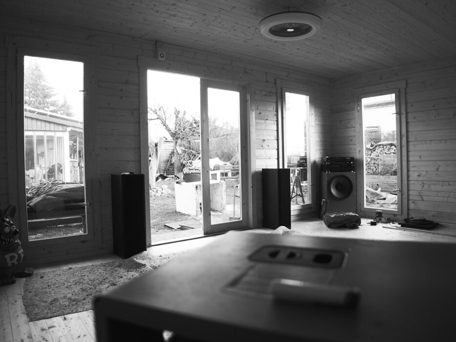 Dakota Lab. Musikzimmer