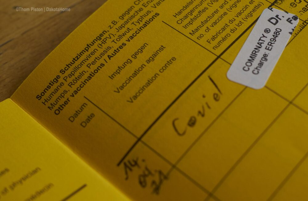 Covid Biontec Impfung