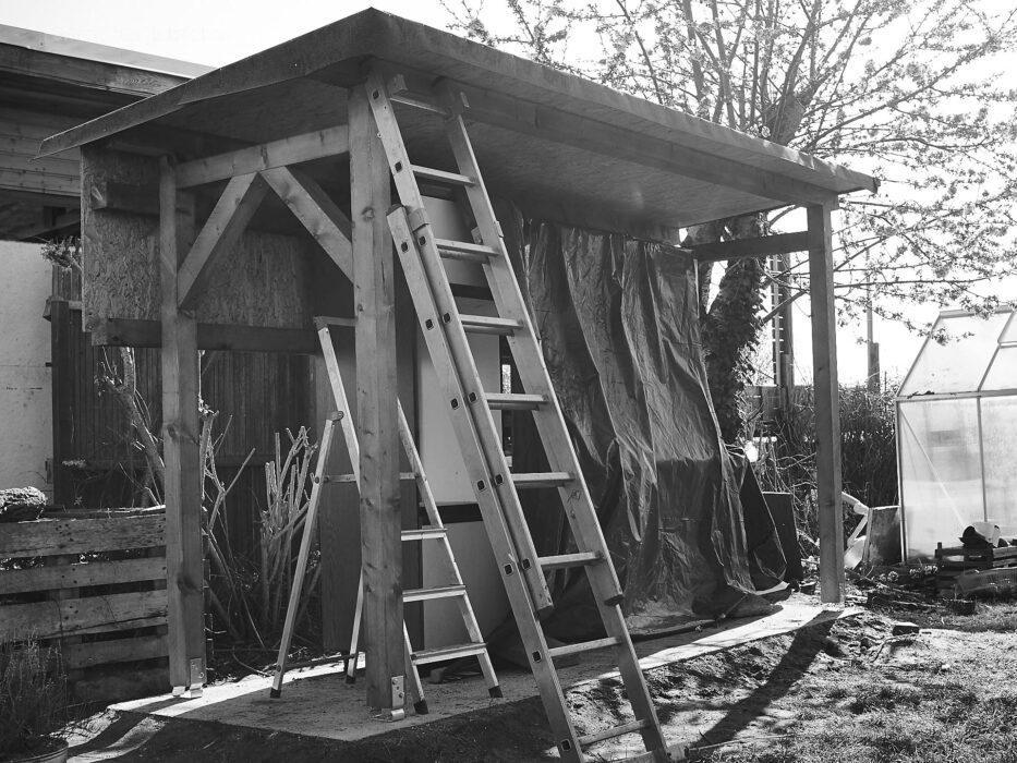 Garten/Aussenküche nächste Schritte