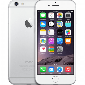 Begagnad iPhone 6 64GB Silver