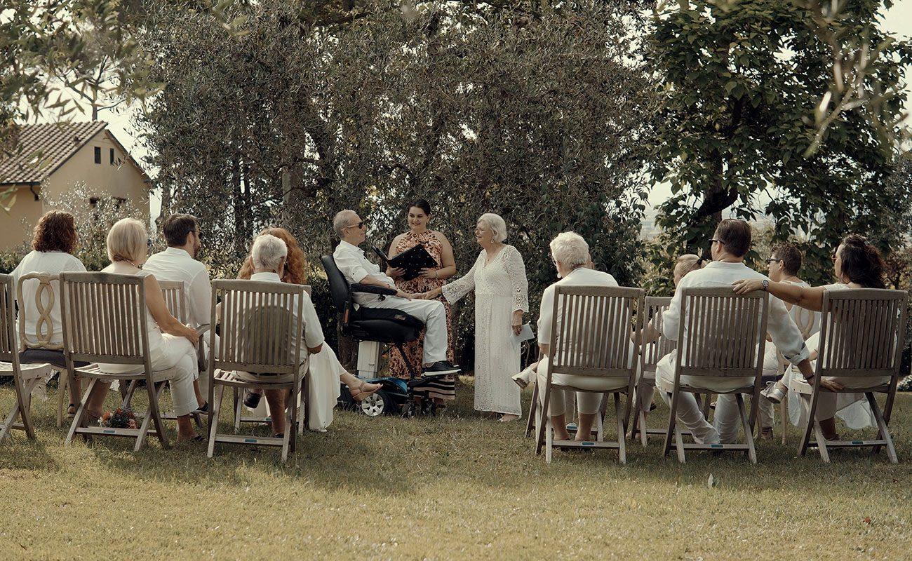 cerimony 50th wedding
