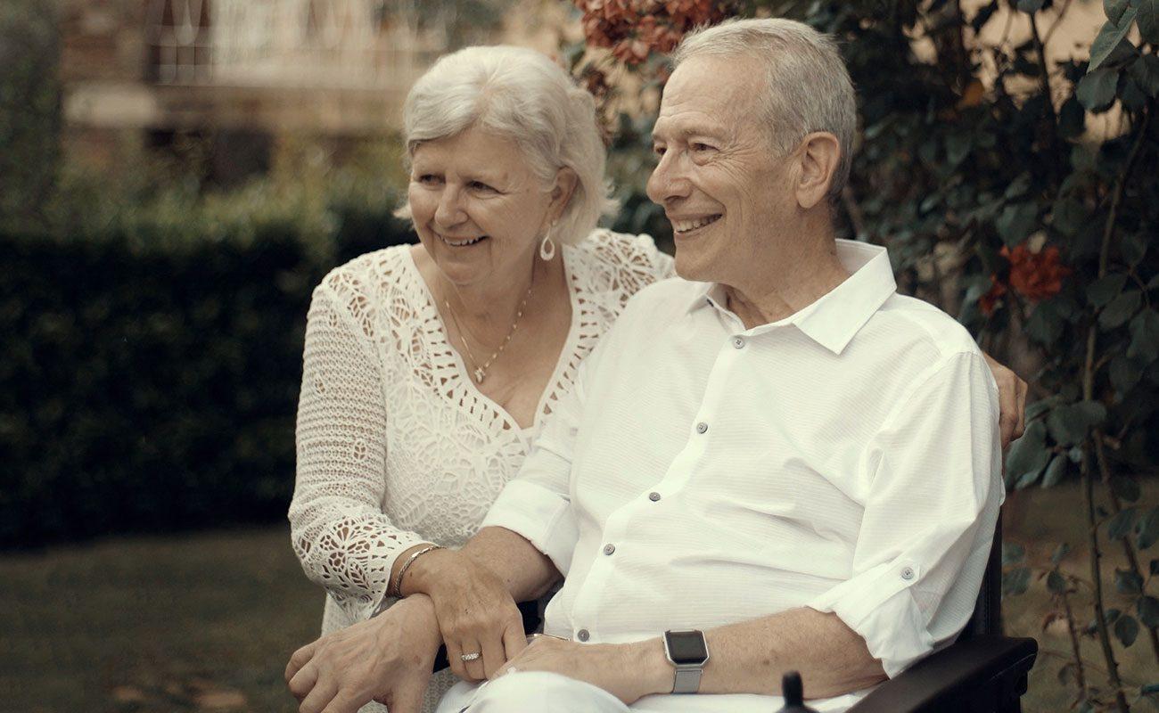 Ed and Judy 50th