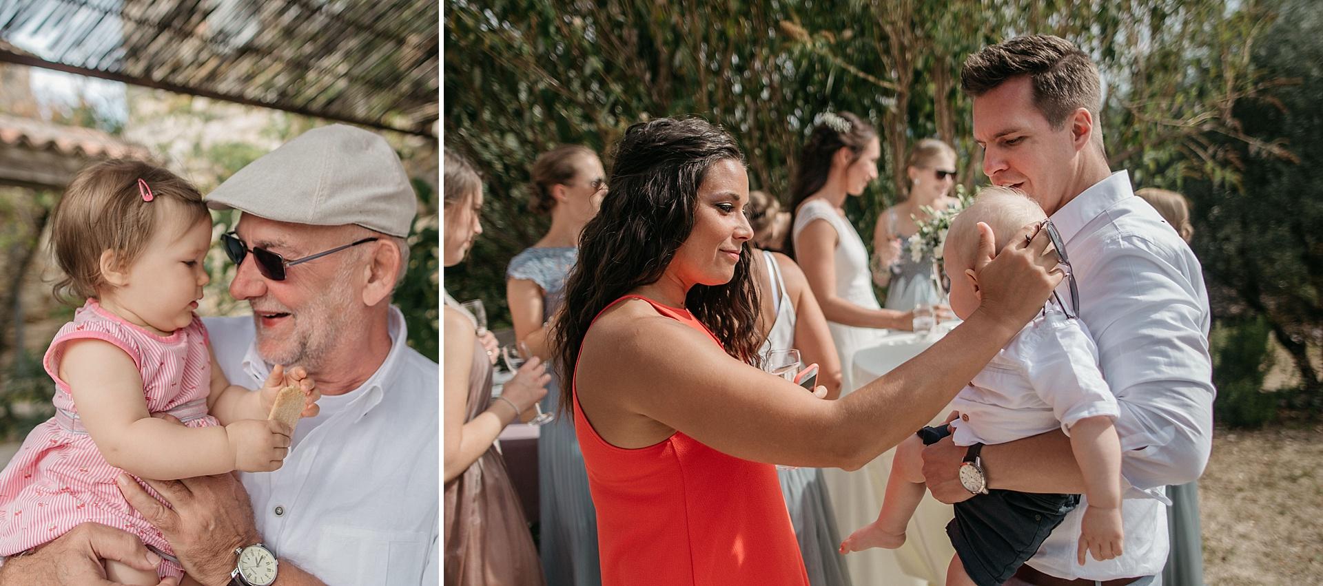 Traumhafte Hochzeit in der Provence. Sonnige Stunden und Musik zum Chillen. MYNONZO