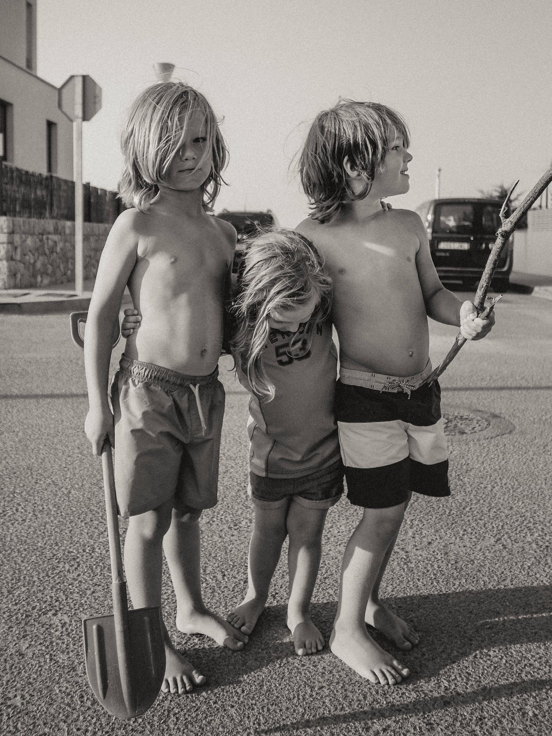 Lieblingsbild - Geschwisterliebe