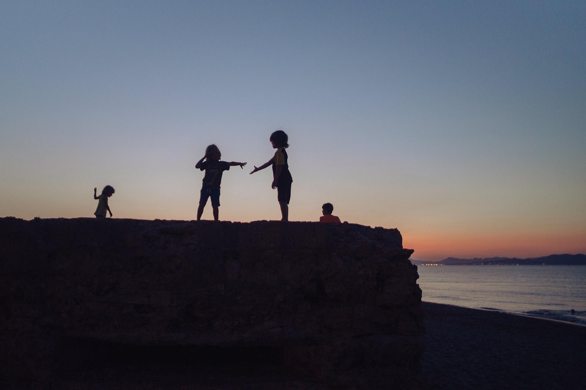 Sunset Son Serra de Marina