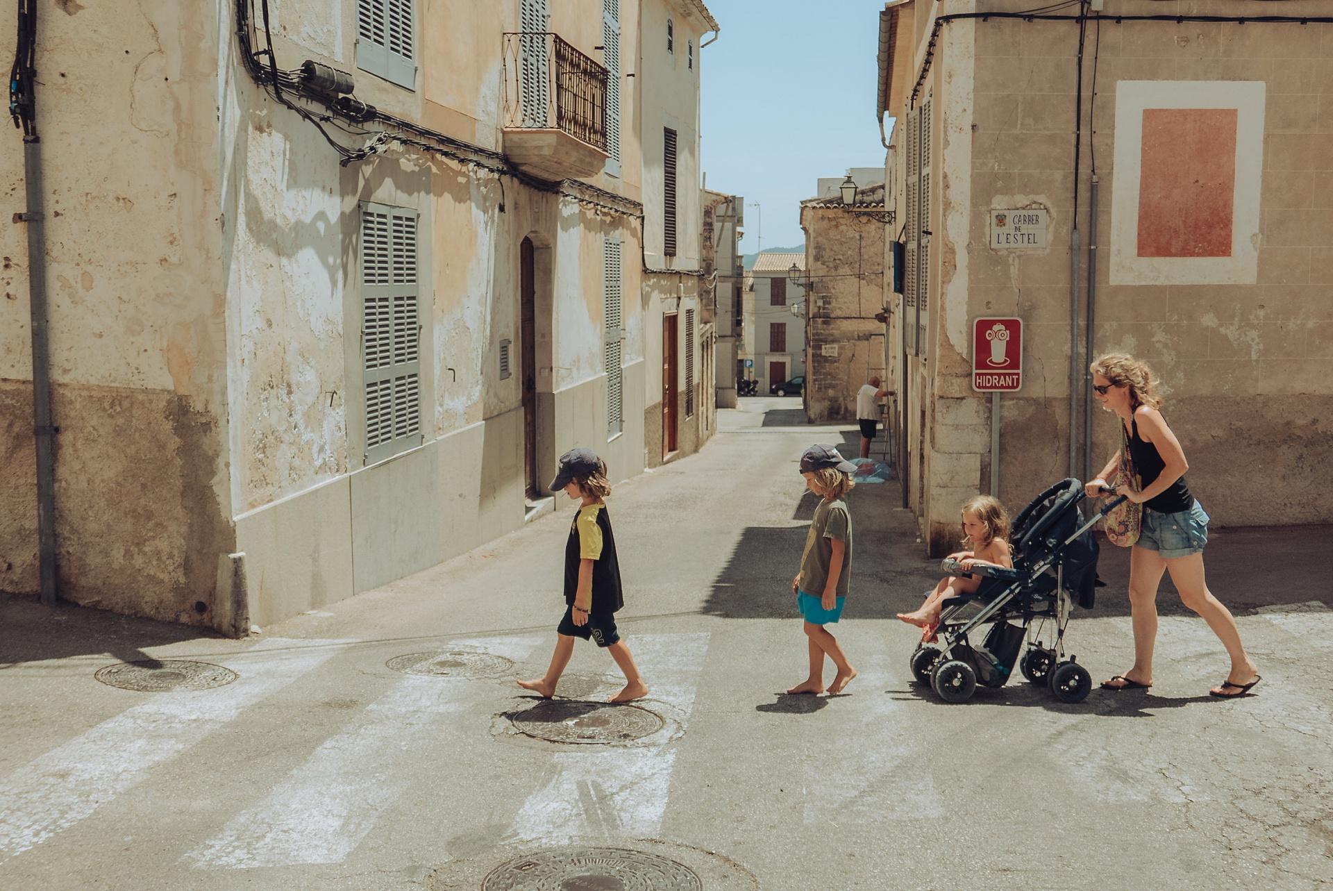 Streets of Artá