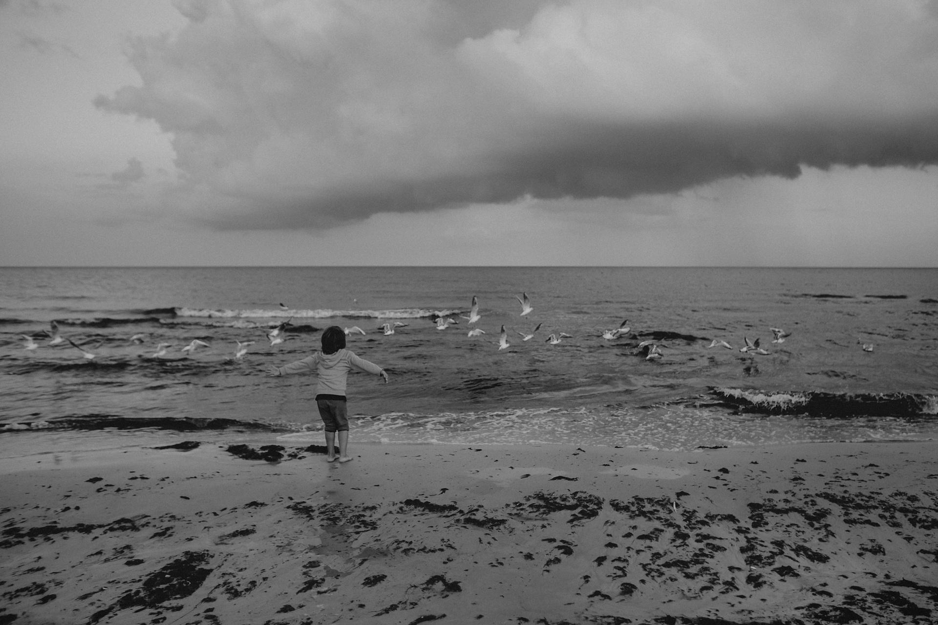 Bornholm Momente - Strandcamping am Dueodde