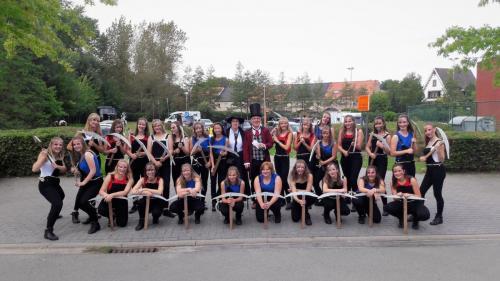 Bloemencorso Sint-Gillis 2017
