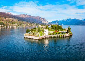 italien tur isola bella