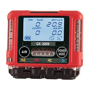 Personlig gasdetektor, GX-2009