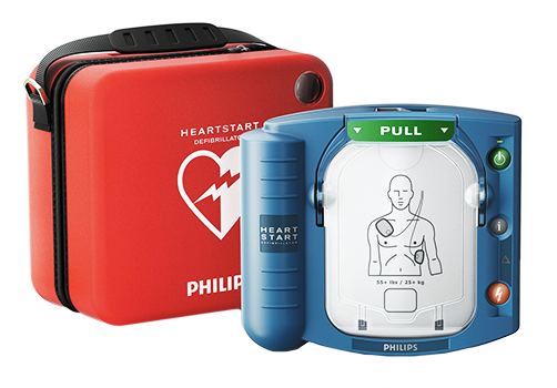 Philips Hjertestarter HeartStart HS1