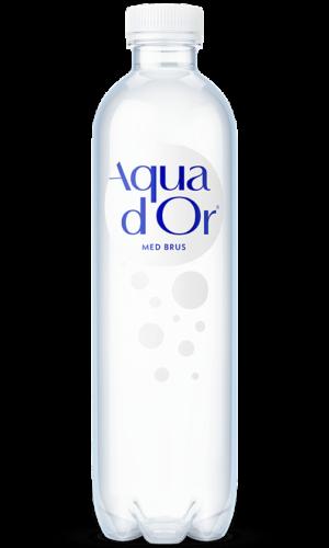 AQUADOR Naturligt Mineralvand med Blid Brus.