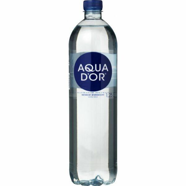 1,25 liter Aqua d'or Naturligt Mineralvand