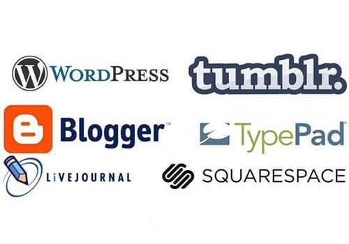 valg af blog cms