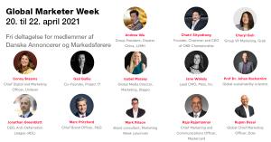 Fri adgang til WFA Global Marketer Week 2021