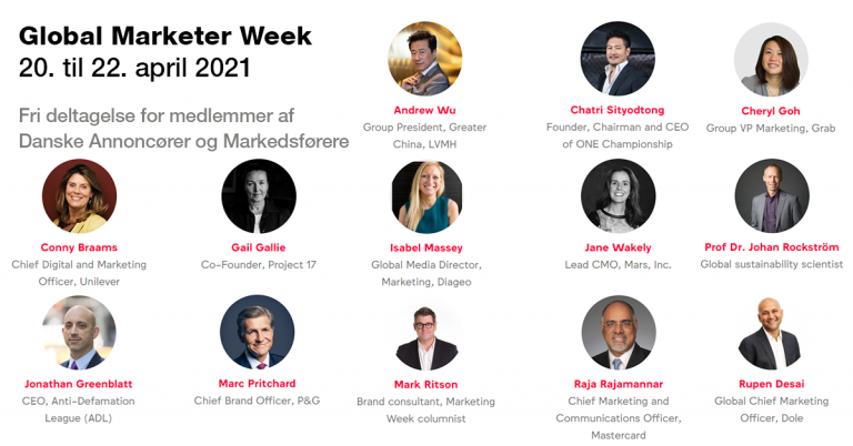 Read more about the article Fri adgang til WFA Global Marketer Week 2021