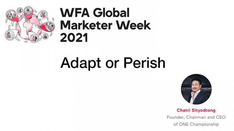 GMW21 – Adapt or Perish