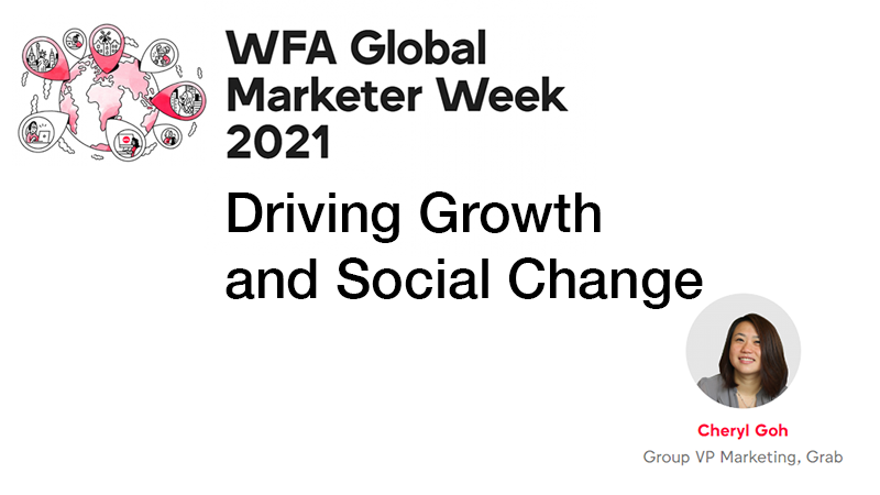 GMW21 Driving Growth and Social Change