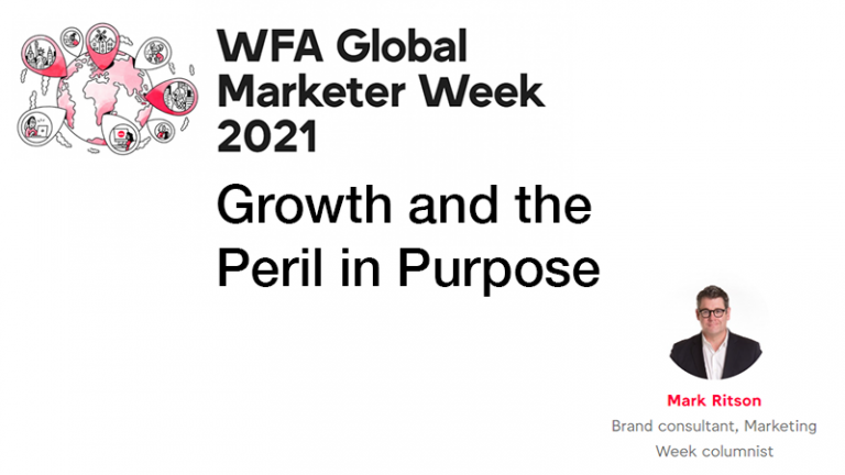 Read more about the article GMW21 – Growth and the Peril in Purpose