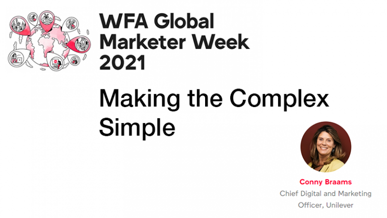 GMW21 – Making the Complex Simple