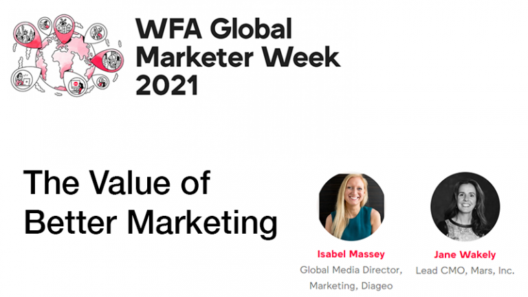Read more about the article GMW21 – The Value of Better Marketing