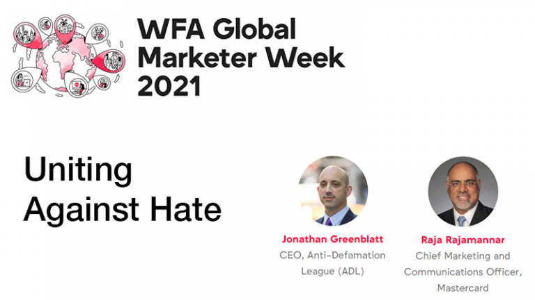 GMW21 – Uniting Against Hate