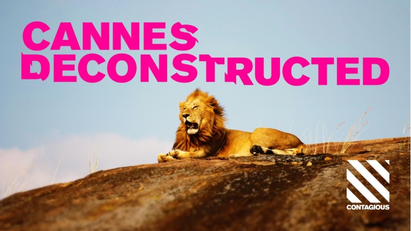 WFA Cannes Lions Deconstructed
