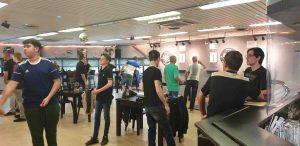 Dartcafe burnet Almere 1.5 met toernooi 1