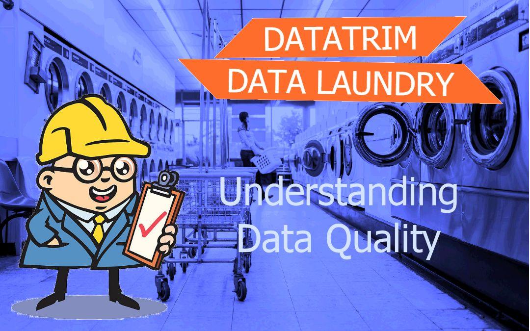 Understanding Data Quality (Saison1, Ep. 1)