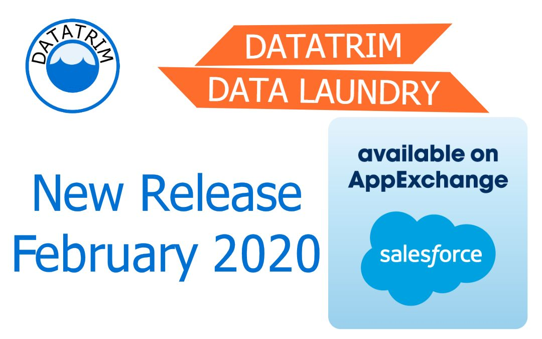 Data Laundry, Release: February 2020