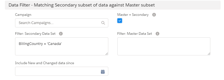 Dupe Alert Filters - Edit