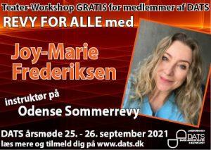 Reklame for workshop