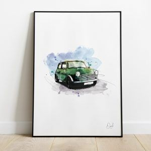 Mini - Racing Green