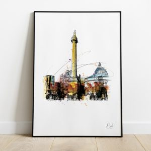 Newcastle - Grey's Monument