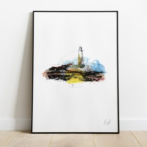 Newcastle - Whitley Bay - St Mary's Lighthouse