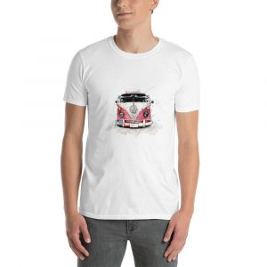Volkswagen Type 2 – Bus People, Unisex T-Shirt