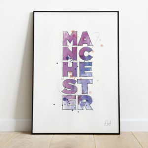 Manchester, such a beautiful word.
