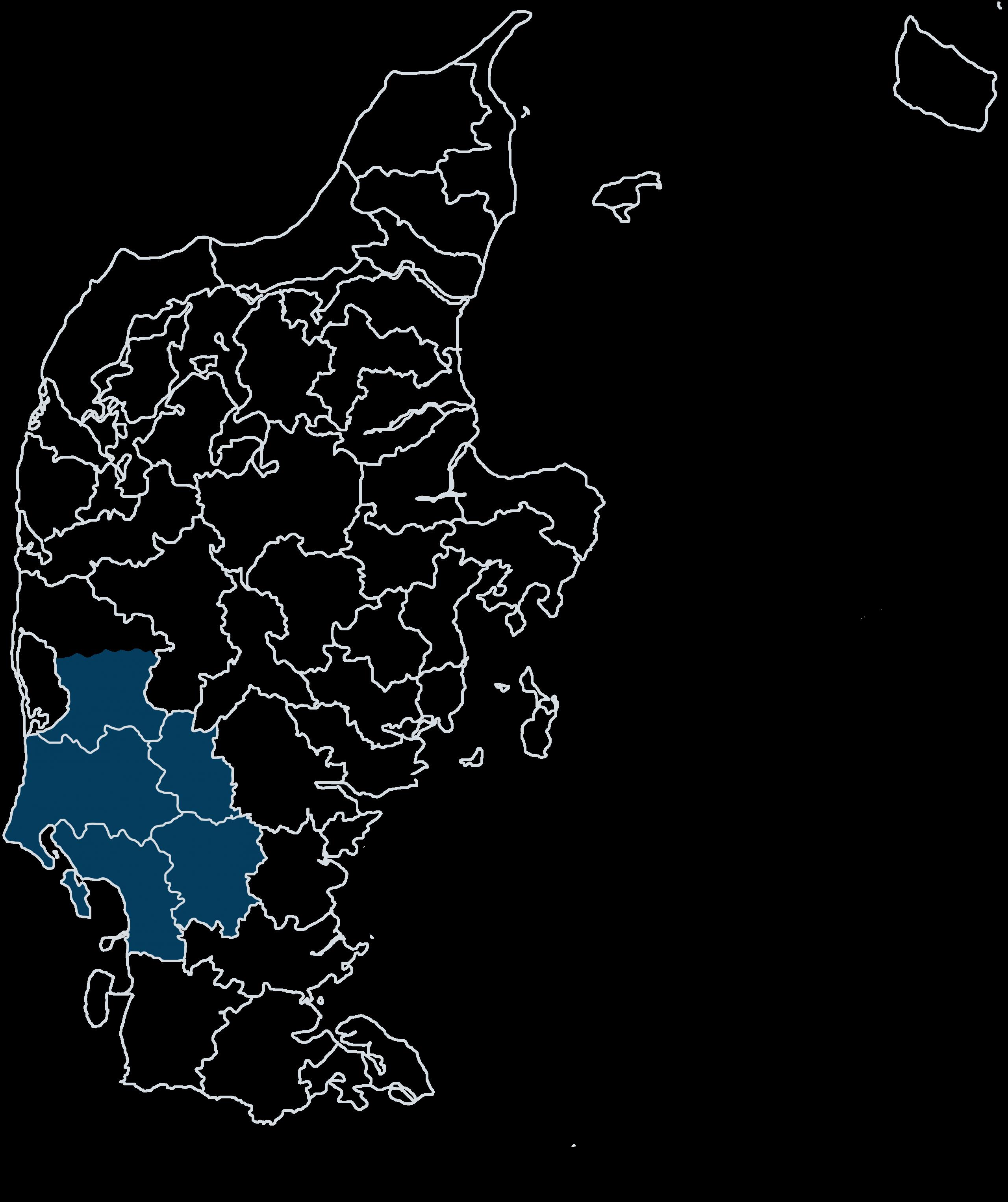 Davidsen Hørecenter område