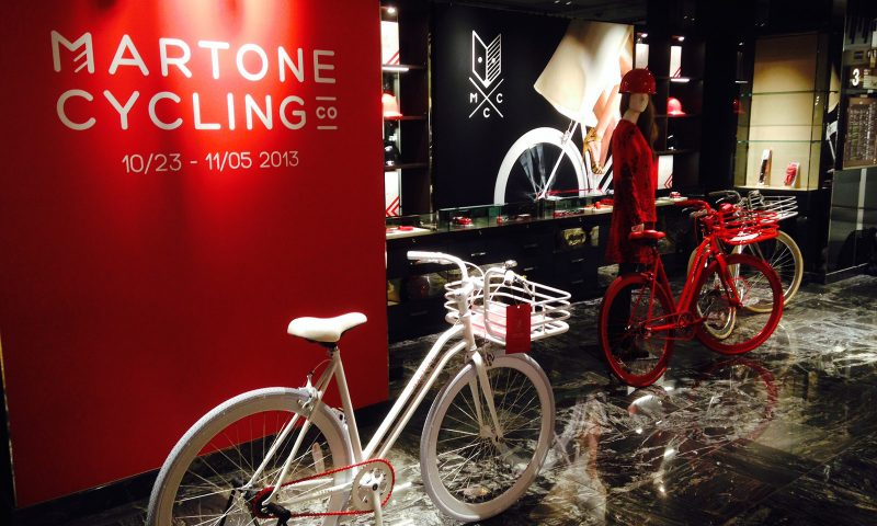 MARTONE CYCLING | POP UP