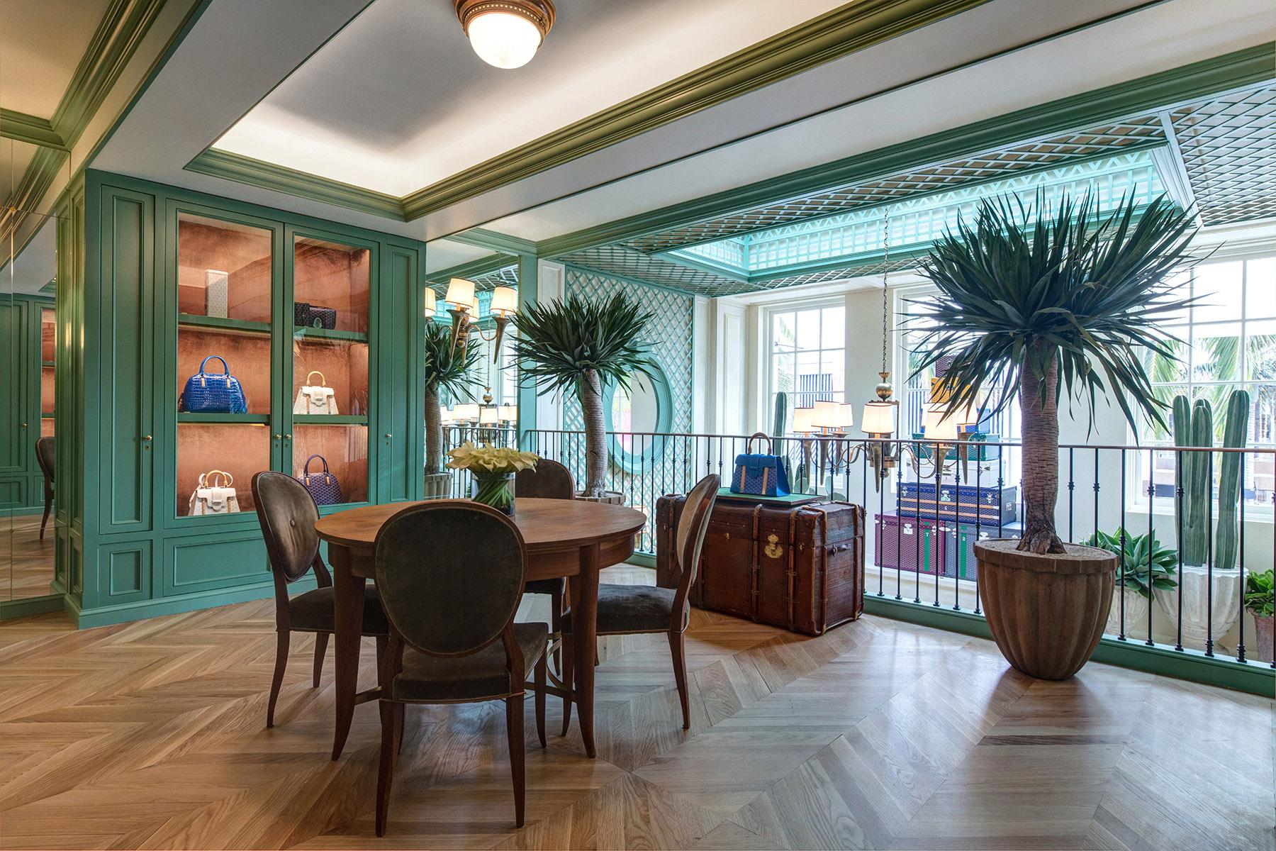 Goyard – Beverly Hills, Los Angeles |  David Thomas Design / Architect