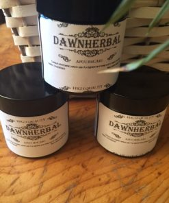dawnherbal apothercary herbal creams and ointmants