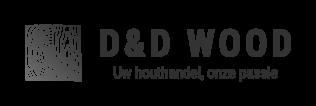 D&D Wood Logo