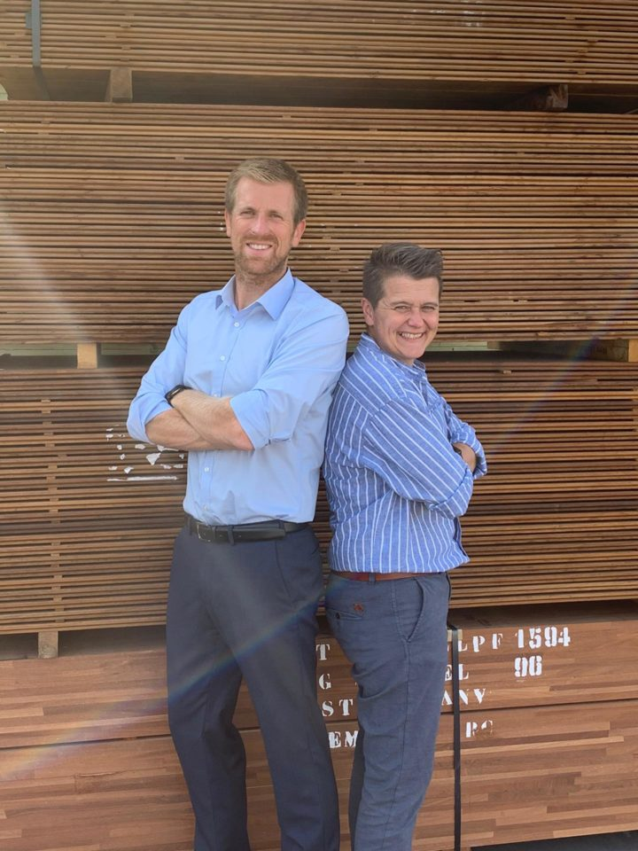 Jan en Katrien D&D Wood