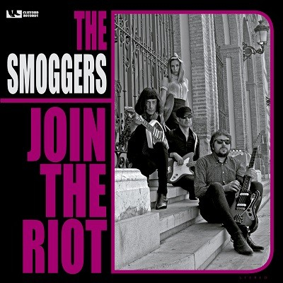 THE SMOGGERS - Join The Riot LP