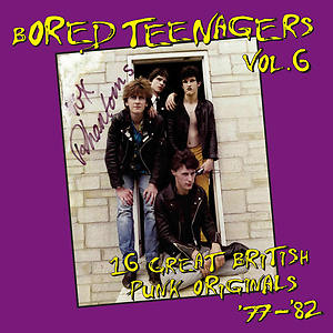 V/A: BORED TEENAGERS Volume 6 LP