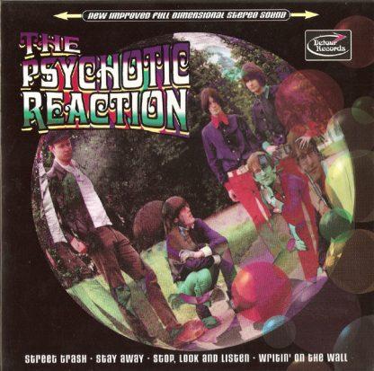 "THE PSYCHOTIC REACTION - Street Trash 7"""