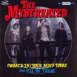 THE MYSTREATED - What's on your Mind 7""