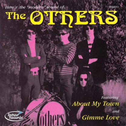 """THE OTHERS - About My Town / Gimme Love 7"""""""