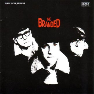 THE BRANDED - Self Titled CD/LP